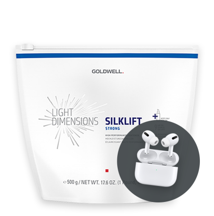 Goldwell Silklift Strong 12st x 500g + Apple Airpods Pro