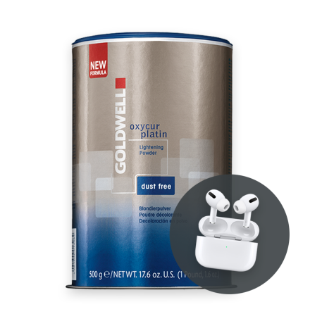 Goldwell Oxycur Original 12st x 500g + Apple Airpods Pro